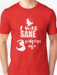 3 pidgeys ago Unisex T-Shirt
