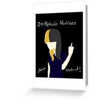 I love Melanie Martinez Greeting Card