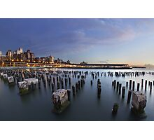 Brooklyn By The Sea Photographic Print