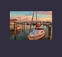 Afternoon At The Marina    Unisex T-Shirt
