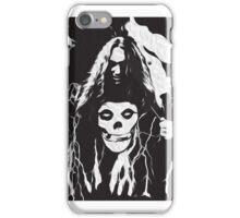 Cliff Burton T Shirt iPhone Case/Skin
