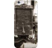 Case C 1929  iPhone Case/Skin
