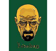 Walter White - Heisenberg - Breaking Bad - T Shirt and more Photographic Print