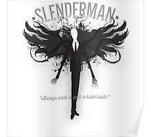 Slenderman Formalwear Poster