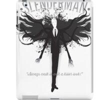 Slenderman Formalwear iPad Case/Skin