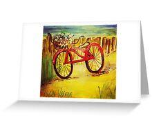 Cruisin' Greeting Card