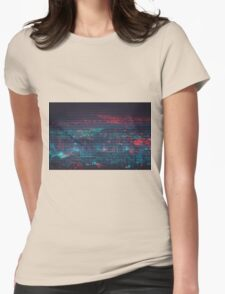 YUMMYVHS 1 Womens Fitted T-Shirt