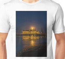 Seabridge of Sellin | Baltic Sea Rügen  Unisex T-Shirt