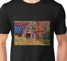 Autumn Barn     Unisex T-Shirt
