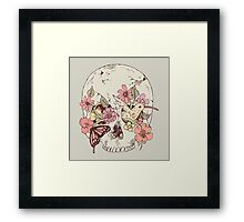 Life in Your Eyes Framed Print