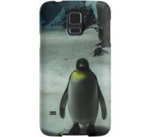 Penguin Portrait Samsung Galaxy Case/Skin
