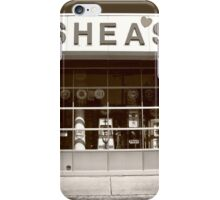 Route 66 - Shea's Filling Station iPhone Case/Skin