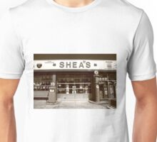 Route 66 - Shea's Filling Station Unisex T-Shirt
