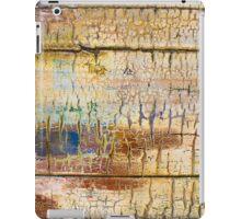Wood background - Vintage textured wallpaper iPad Case/Skin