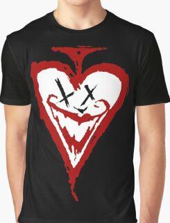 Joker Card Graphic T-Shirt