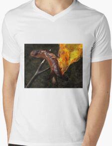 Summer Roasted Yum Mens V-Neck T-Shirt