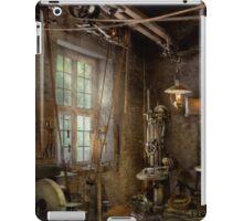 Machinist - Industrial revolution iPad Case/Skin
