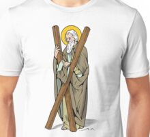 ST ANDREW THE APOSTLE Unisex T-Shirt