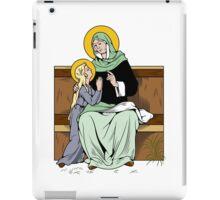 St. Anne iPad Case/Skin