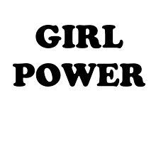 GIRL POWER by Anton Hauk