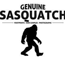 Genuine Sasquatch by kwg2200