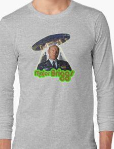 Major Briggs Long Sleeve T-Shirt