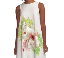 Summer - Bloomed 002 A-Line Dress