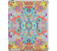 Compass Multi-colour Bold Organic Living Art Design Fractal iPad Case/Skin