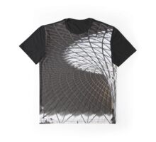 Man And Metal~ Moving Through An Existential Life~ Graphic T-Shirt