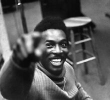 Wilson Pickett by bryonlarrance