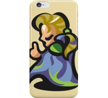 Edgar Spellcasting iPhone Case/Skin
