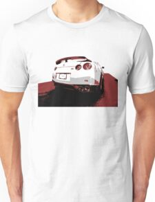 Nissan GTR (pop-art) Unisex T-Shirt