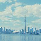 Toronto Skyline by mlleruta