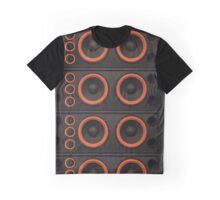 Boom Box - Bass Time Graphic T-Shirt