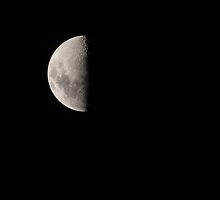 Occultation of Saturn Ends by Sandra Chung