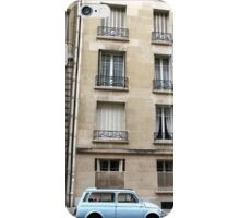 Parisian Streets iPhone Case/Skin