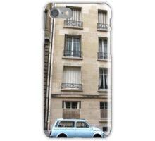 Parisian Streets iPhone Case/Skin