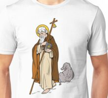 ST. ANTHONY, PATRIARCH OF MONKS Unisex T-Shirt