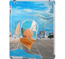 How the World continue in us iPad Case/Skin