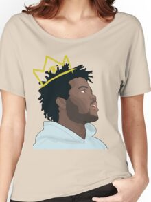 King Capital Steez Women's Relaxed Fit T-Shirt
