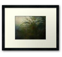 whisper - 2 Framed Print