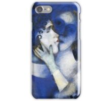 In the style of Chagall - 1 iPhone Case/Skin