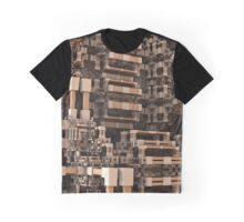 Sectional Circuitry Graphic T-Shirt