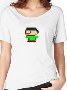 David's Manyland Character Women's Relaxed Fit T-Shirt