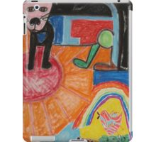Underdog Is A Beautiful Place iPad Case/Skin
