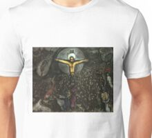 Jesus in the style of Chagall Unisex T-Shirt