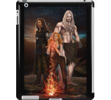 Azheek - Ihre Thet (The Three) iPad Case/Skin