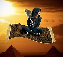 Magic Carpet Ride by Randy Turnbow