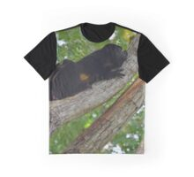 Monkey Graphic T-Shirt