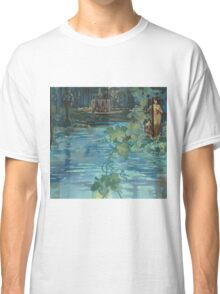Mystery Wine Fountain Classic T-Shirt